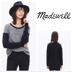 Madewell Hi/Low Knit Sweater Size S